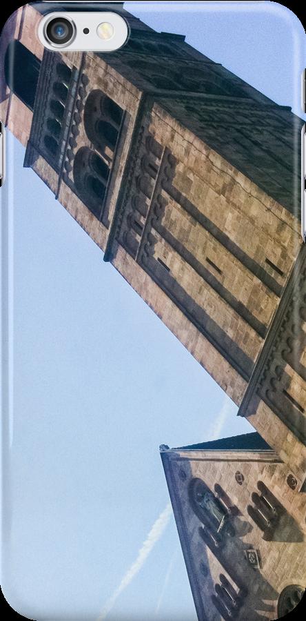 The Tower [ iPad / iPod / iPhone Case ] by Mauricio Santana