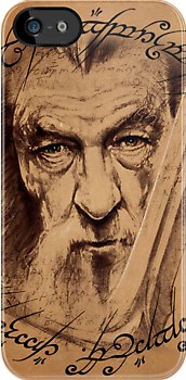 Gandalf by chester92