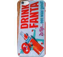 Drink Fanta [ iPad / iPod / iPhone Case ] iPhone Case/Skin