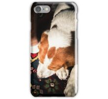 Sleeping Dog [ iPad / iPod / iPhone Case ] iPhone Case/Skin