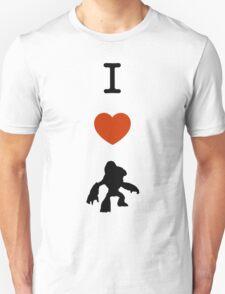 Halo - I Love Grunt Unisex T-Shirt
