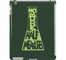 Full Measures iPad Case/Skin