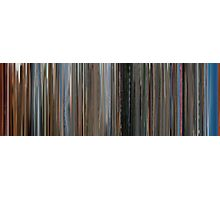 Moviebarcode: Koyaanisqatsi (1982) Photographic Print