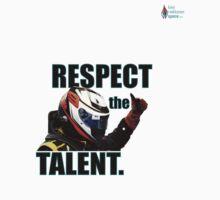 KR - Respect The Talent - Black by evenstarsaima