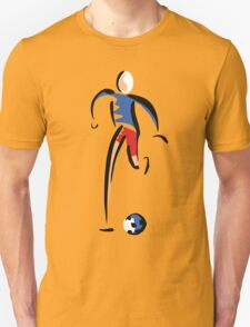 Soccer Guy Unisex T-Shirt