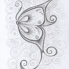 Day 6 - A sketch a day by Lyndsey Mayes