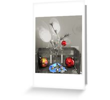 Charlie Brown Christmas colorized Greeting Card