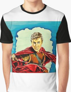 The Last Centurion Graphic T-Shirt