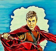 The Last Centurion by jephwho
