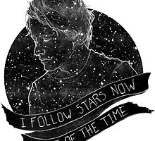 I follow stars by Bruno Diniz