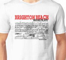 Brighton Beach Avenue Storefronts Unisex T-Shirt