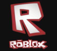 Roblox R Logo One Piece - Long Sleeve