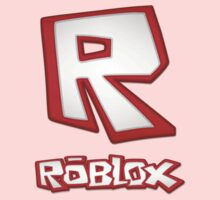 Roblox R Logo One Piece - Long Sleeve