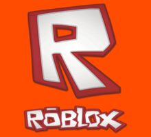 Roblox R Logo Kids Tee