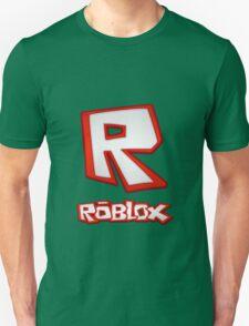 Roblox R Logo T-Shirt