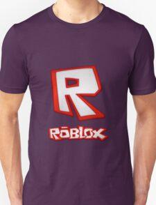 Roblox R Logo Unisex T-Shirt