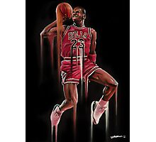 His Airness Photographic Print