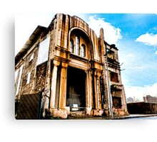 The Old Mar Mansour Church, Downtown Beirut  Canvas Print