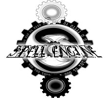 SPELL ENGINE LOGO A by everdreaded