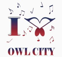 I LOVE OWL CITY by Olga