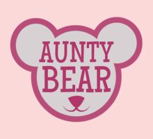 AUNTY Bear in teddy bear shape Kids Clothes