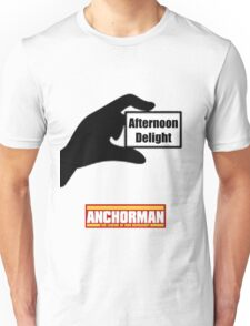 Anchorman- Afternoon Delight Unisex T-Shirt