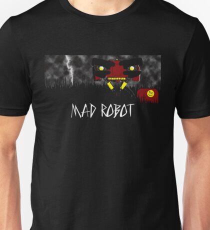 J. FIVE'S Mad Robot Unisex T-Shirt