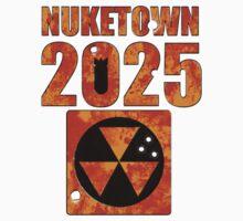 Nuketown 2025 One Piece - Short Sleeve