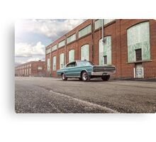 1966 Dodge Charger Canvas Print