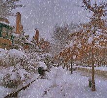 Never ending winter by LudaNayvelt