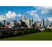 Cincinnati Skyline 9 Photographic Print
