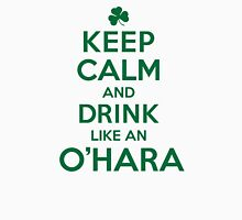 Awesome 'Keep Calm and Drink Like an O'Hara' Irish Last Name T-Shirts, Hoodies and Gifts T-Shirt