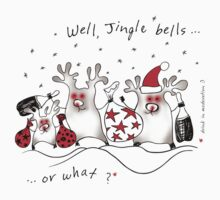 Jingle bells or what? Kids Clothes