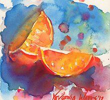 Two Quarters by Yevgenia Watts
