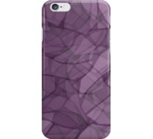 Crystal Caverns from the Purplar Planet-iPhone Case iPhone Case/Skin
