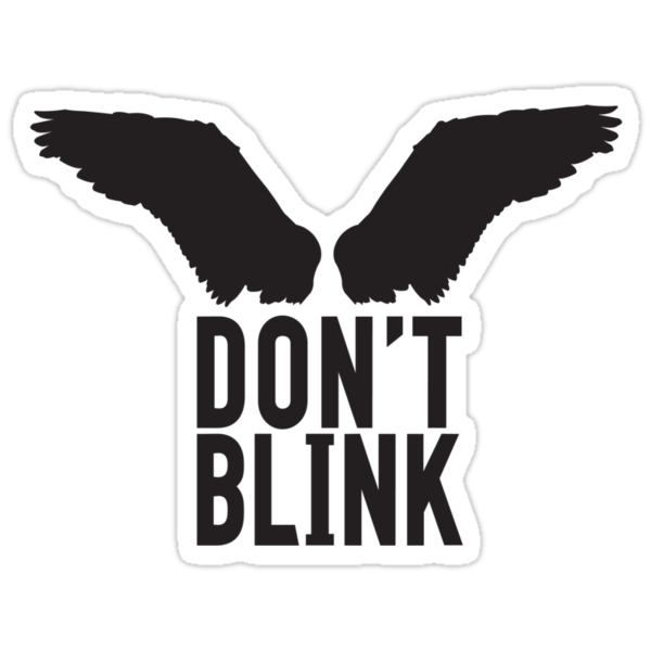 Don't Blink by Kat Robichaud
