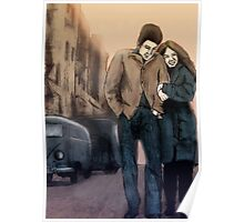 Freewheelin' Poster