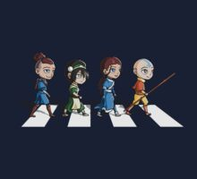 Avatar Road Kids Tee