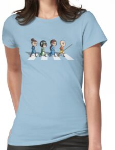 Avatar Road Womens Fitted T-Shirt