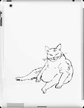Fat Cat by EF Fandom Design