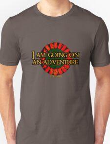 The Hobbit - I am going on an adventure! Unisex T-Shirt