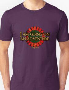 The Hobbit - I am going on an adventure! T-Shirt