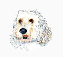 White Labraoodle Maggie Unisex T-Shirt