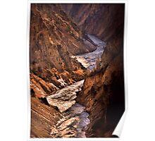 Grand Canyon of Yellowstone National Park - USA Poster