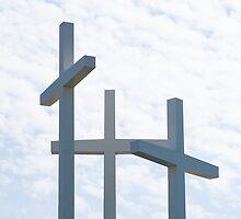 Three Crosses by Todd Ward