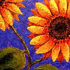 Sunflowers by Annie Zeno