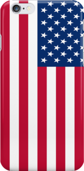 USA Flag by Dimuthu  Sudasinghe