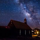 Milky Way at Bodie by Cat Connor