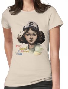 Clementine Womens Fitted T-Shirt