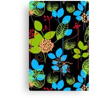 Foliage RGB [iPhone / iPod Case and Print] Canvas Print